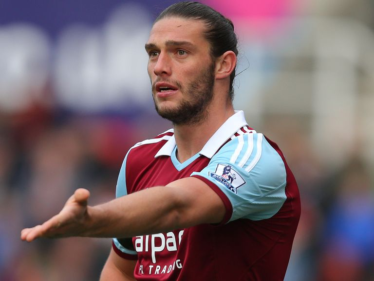 Andy Carroll: Still needs to find fitness