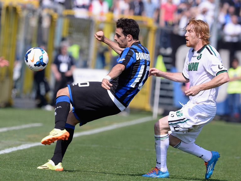 Giacomo Bonaventura (left): Linked with a move to Loftus Road