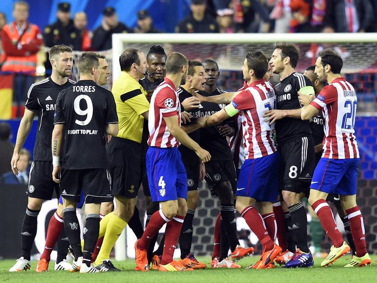 It may prove hard to split Chelsea and Atletico