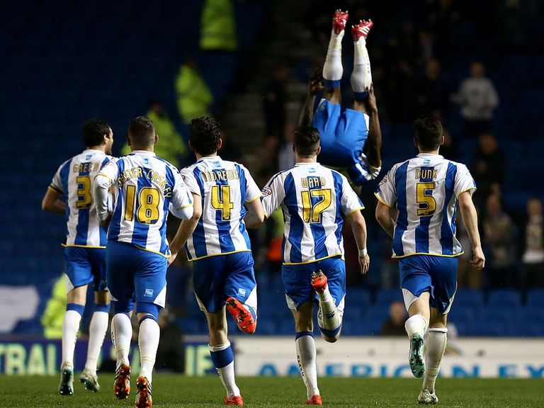 Brighton could be jumping for joy after the visit to Nottingham Forest