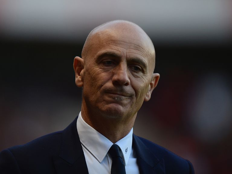 Beppe Sannino: Left Watford on Sunday evening
