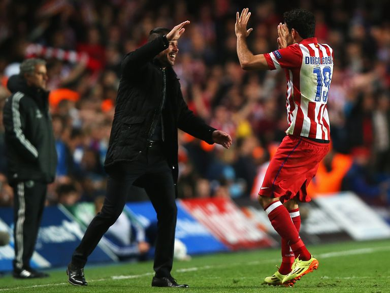 Atletico Madrid beat Chelsea to reach the final