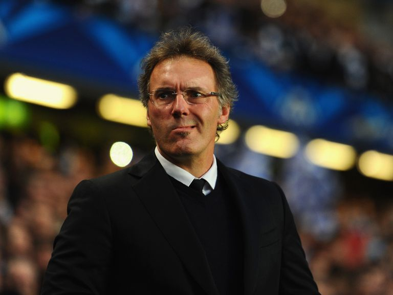 Laurent Blanc: Position is not under threat