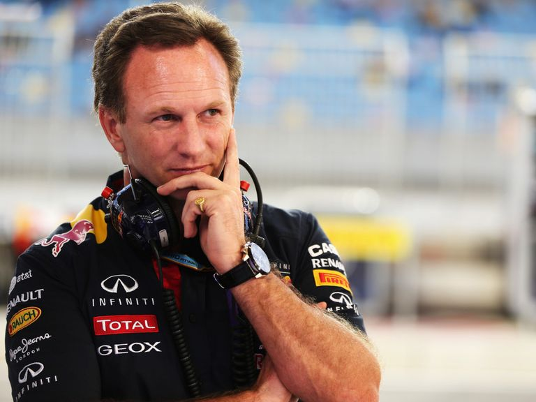 Christian Horner: Unhappy with Dennis' comments
