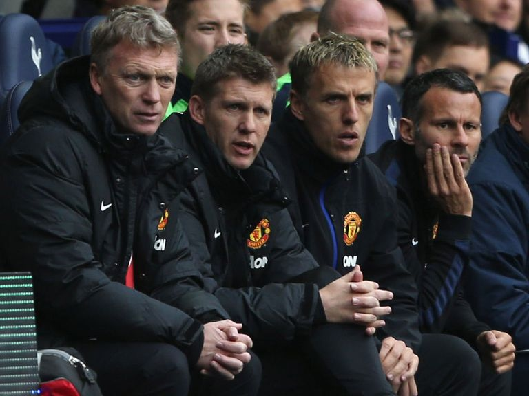 Neville: Preparing for a Goodison Park return with Moyes