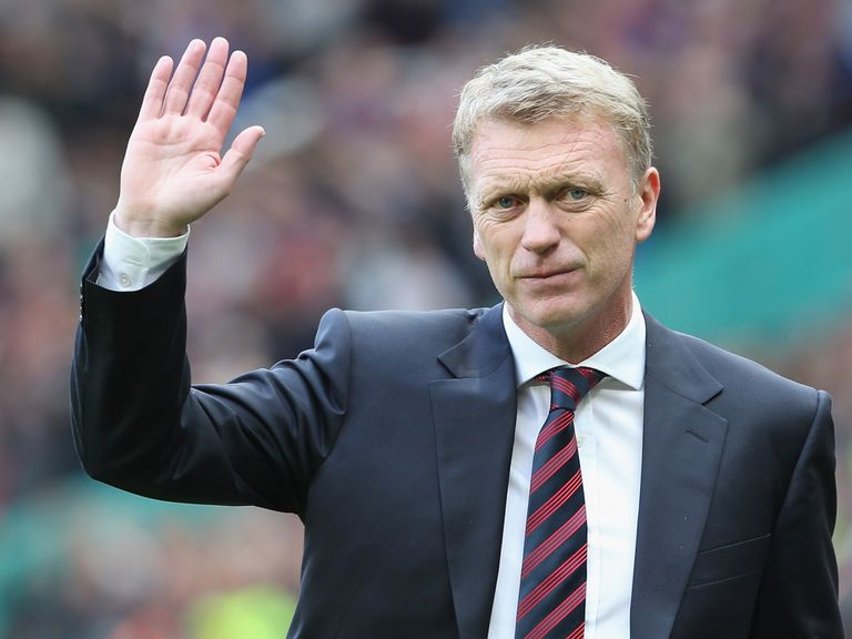 David Moyes: Sacked by Man Utd on Tuesday