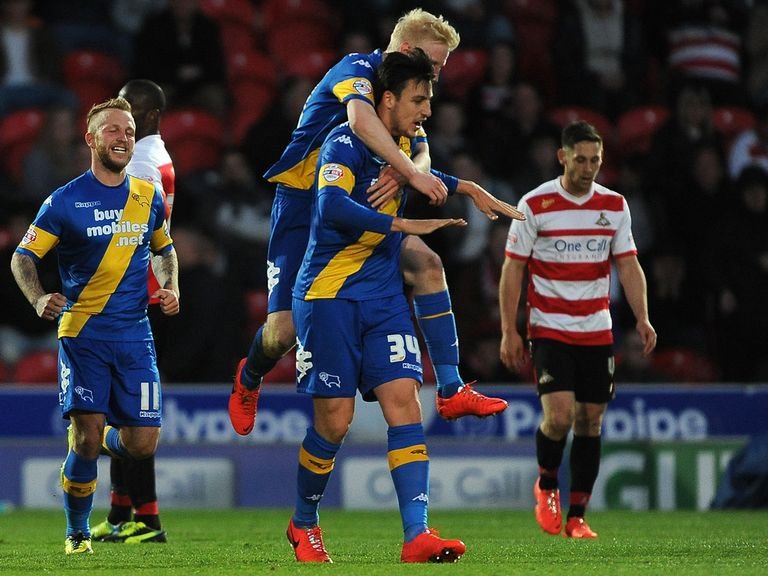 George Thorne: Could return to Derby