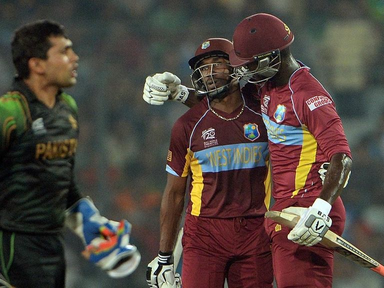 West Indies will face Sri Lanka in the semi-finals