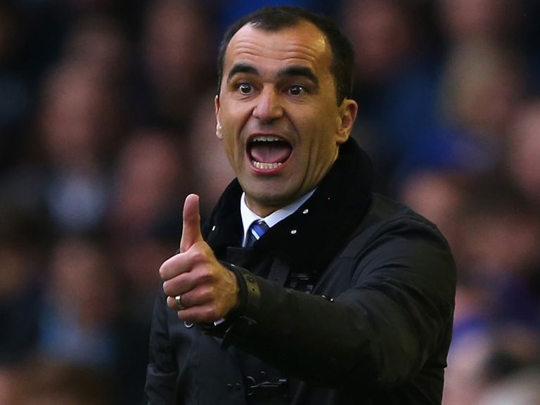 Roberto Martinez: Loan system has to be part of the game