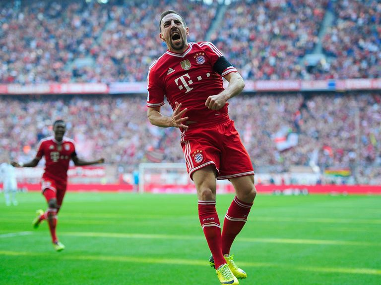 Franck Ribery: Wants to keep playing