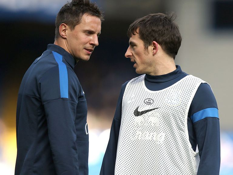 Jagielka: Set to line up against Man City