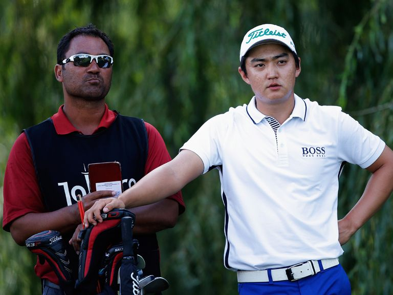 Jin Jeong: Fancied to go well this week in Malaysia