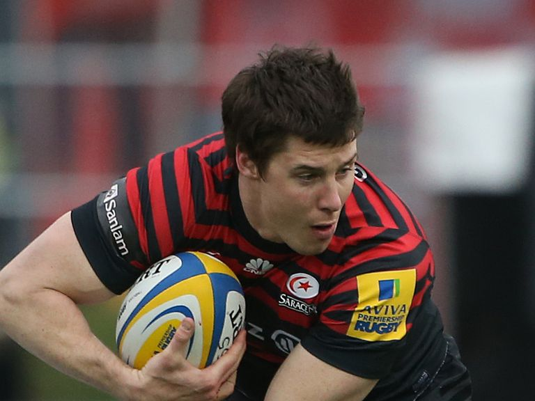 Joel Tomkins: Back at Wigan