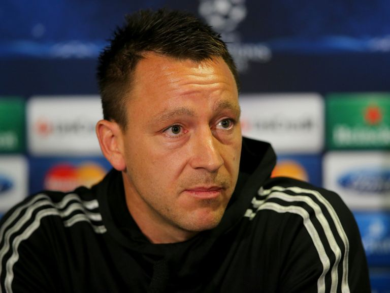 John Terry: Confirmed he won't be playing for England again