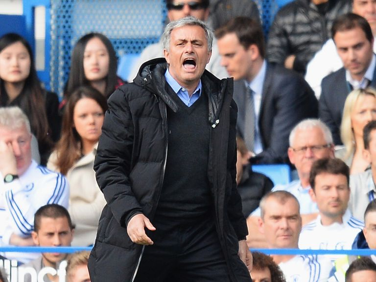 Mourinho: Charged for comments made after Chelsea's defeat