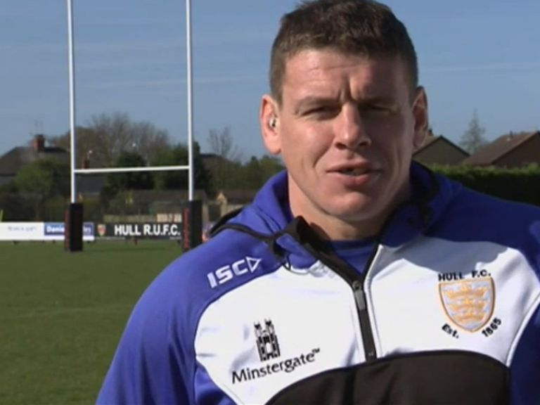 Lee Radford: Confidence is high