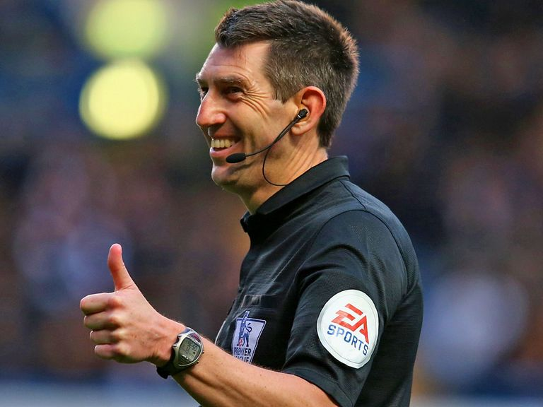 Lee Probert to referee next month's cup final