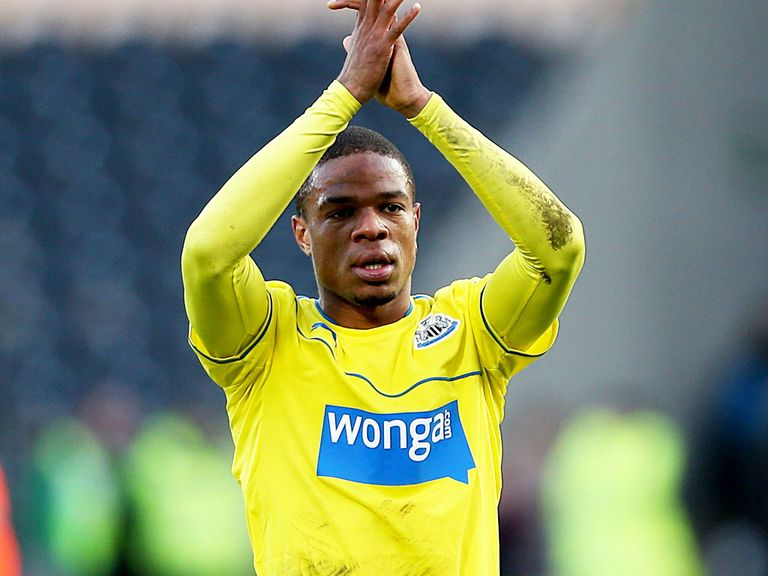 Loic Remy: Set for Liverpool move