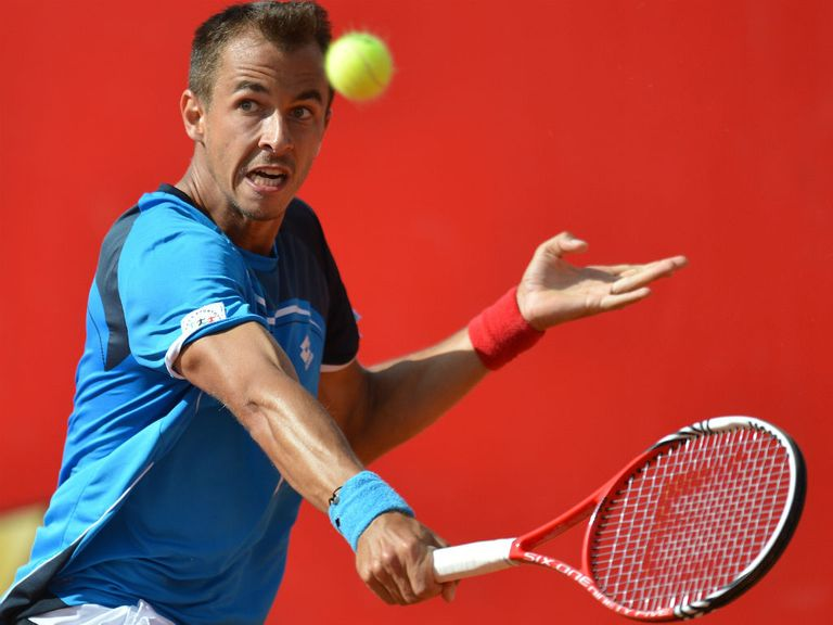 Lukas Rosol: Strong form on the clay