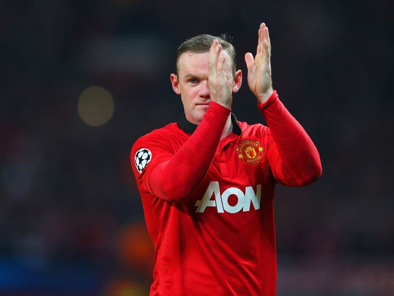 Wayne Rooney: Upbeat for the return leg