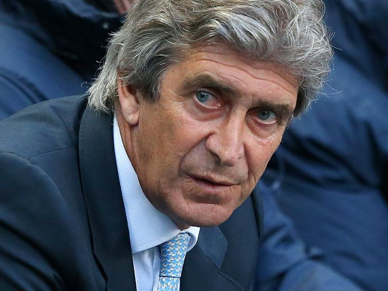 Manuel Pellegrini: Only focused on Manchester City