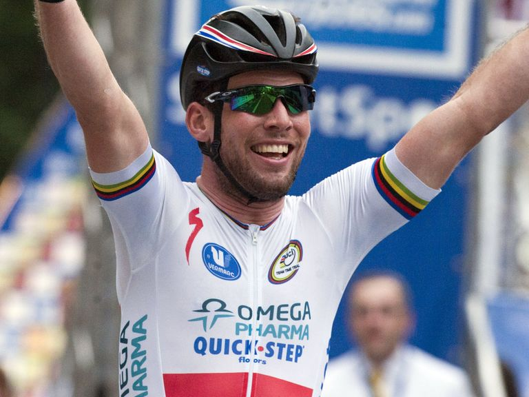 Mark Cavendish: The Manx Missile