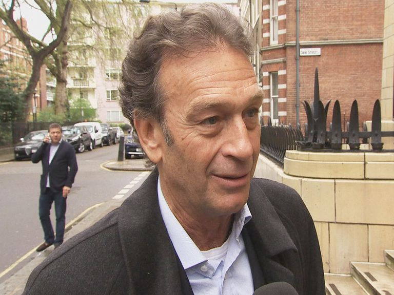 Massimo Cellino: Completed purchase of Leeds