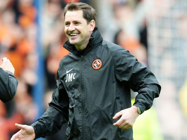 Jackie McNamara: Wanted by Blackpool