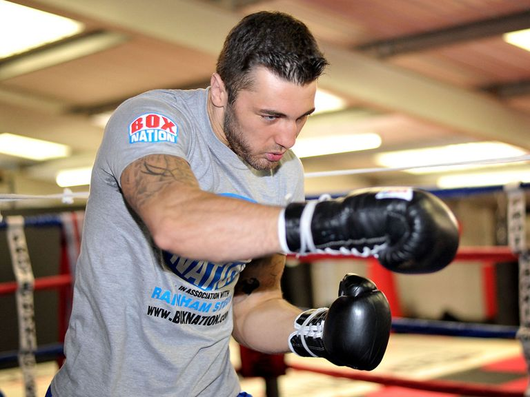 Nathan Cleverly: Time to move up a division