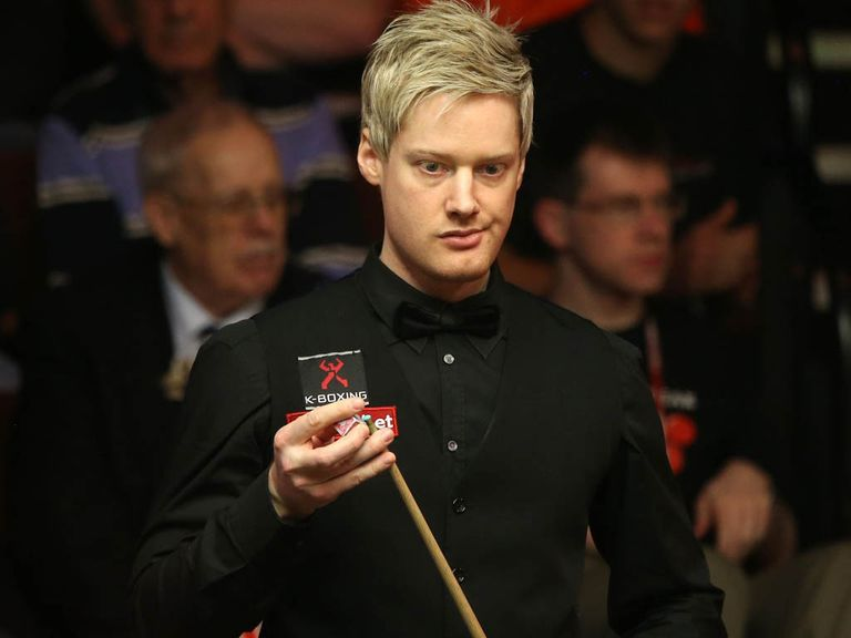 Neil Robertson: Remains unbeaten this season