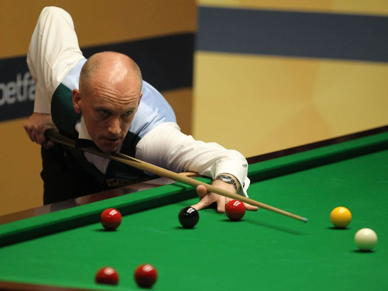 Peter Ebdon: His 22-year Crucible run is over