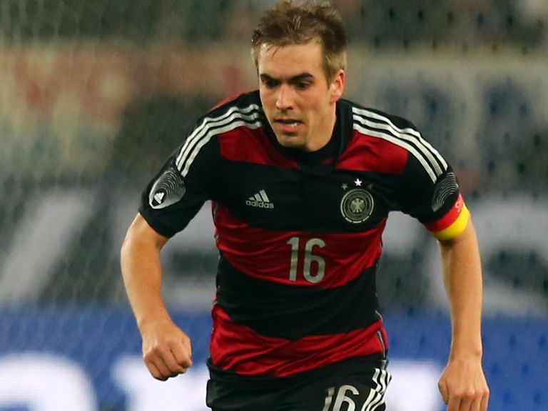 Philipp Lahm: Has signed a new four-year deal