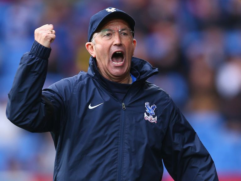 Pulis: Worked wonders at Crystal Palace since taking over