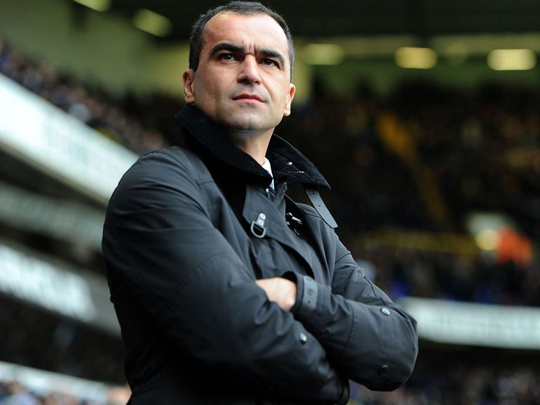 Roberto Martinez: 'I love the Scottish player as a character'
