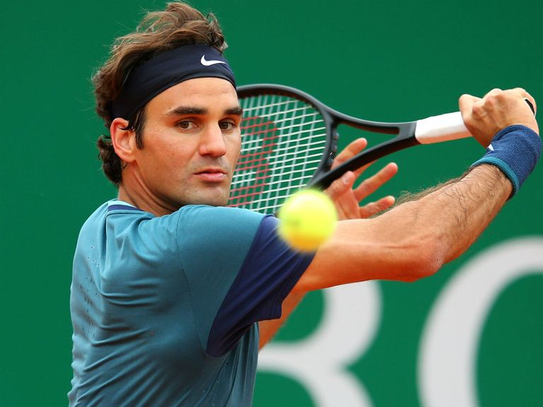 Roger Federer: May play in Paris
