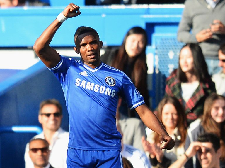 Samuel Eto'o: Will not feature against Atltico