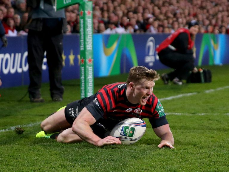 Chris Ashton: Tipped for an England recall