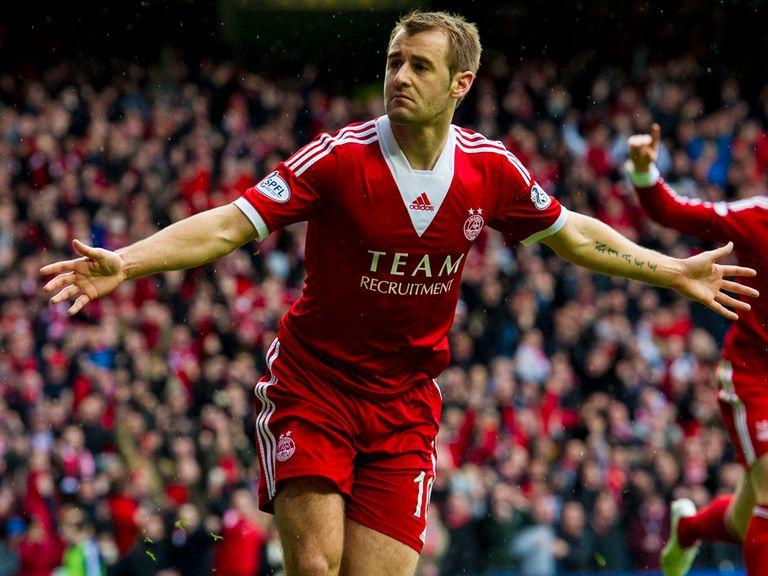 Niall McGinn: Can help Aberdeen follow home Celtic