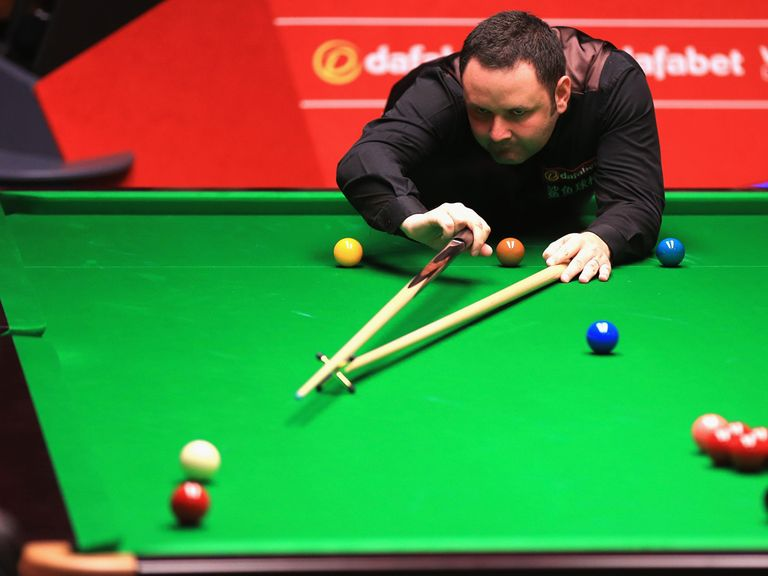 Stephen Maguire has been knocked out of the World Championship