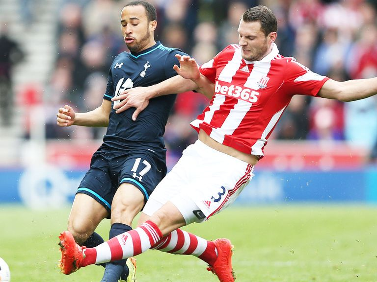 Townsend: Picked up injury at Stoke