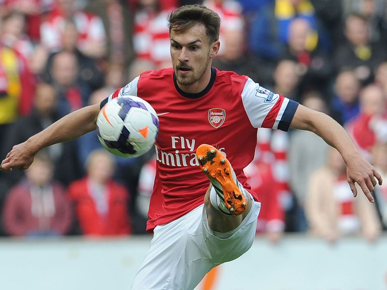 Aaron Ramsey: Worth backing for the opening goal at Wembley