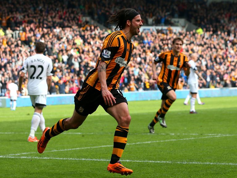 George Boyd: Enjoying Hull's successful campaign