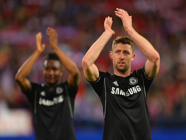 Gary Cahill: Confident Chelsea can progress