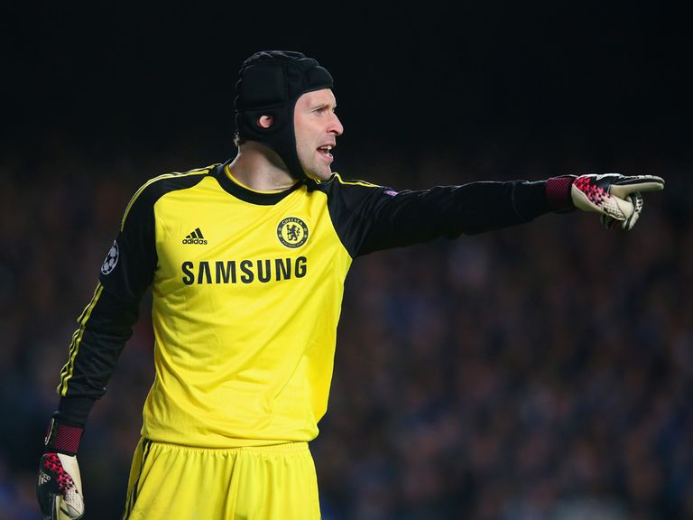 Petr Cech: 'We have things in our hands'