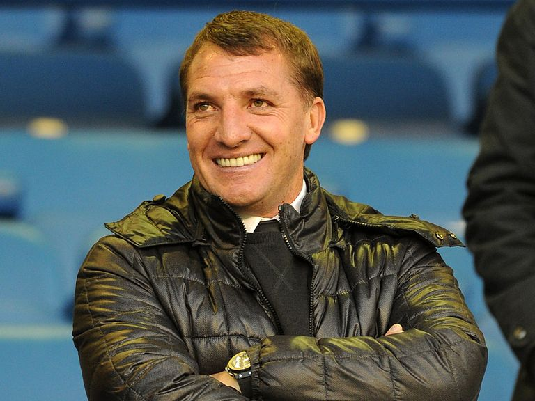 Brendan Rodgers: Liverpool boss wants his players to enjoy title race