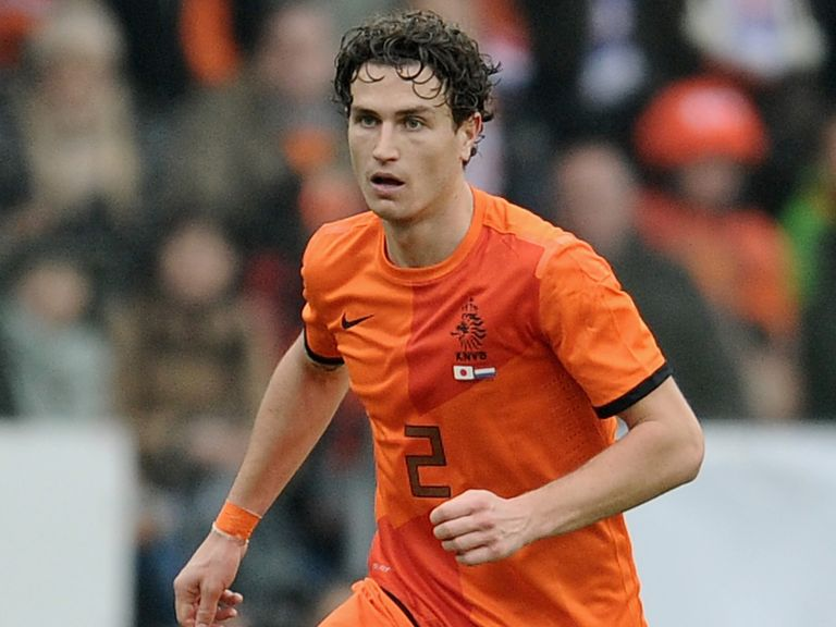 Daryl Janmaat: Has been on World Cup duty for the Netherlands
