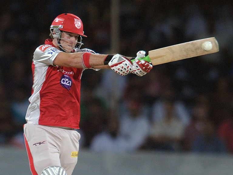 Kings XI Punjab: Two points clear at the top of the IPL