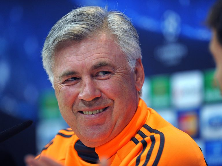 Ancelotti: Will decide whether Ronaldo plays on Wednesday