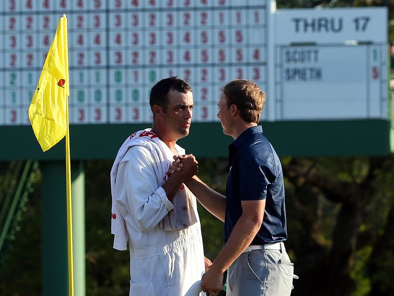 Jordan Spieth has a great chance of Masters glory