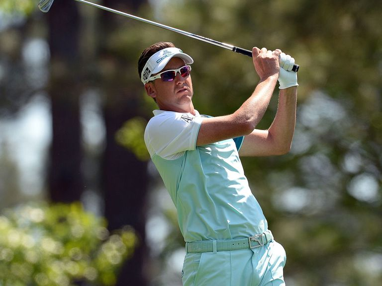 Ian Poulter: Playing well enough to finish in the top 10